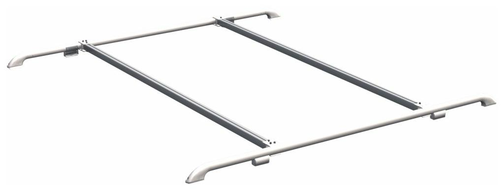 Thule Dachreling deluxe, lackiert