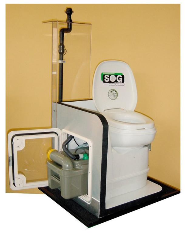 WC-Entlüftung SOG 1 Typ H