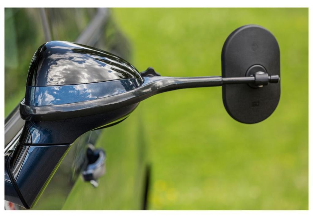 EMUK Caravanspiegel für BMW