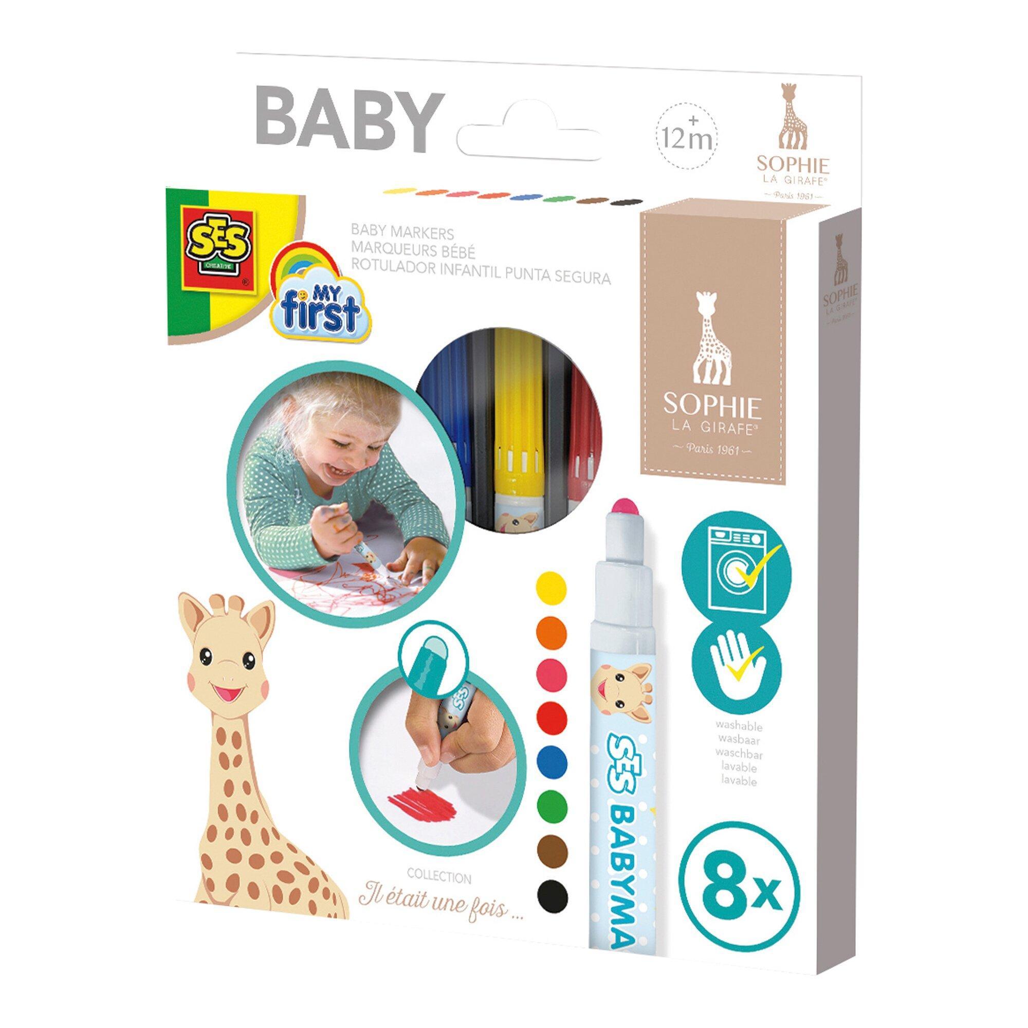 Babymarker - Sophie la girafe