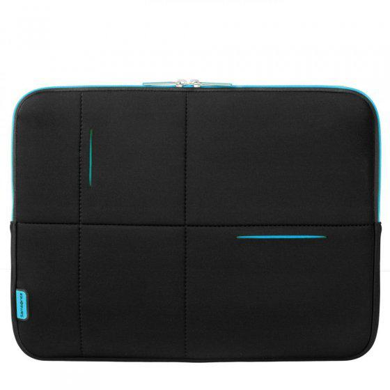 Samsonite Airglow Sleeves Laptop-Hülle 40 cm black-blue