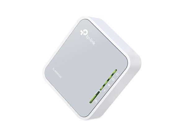 TP-LINK TL-WR902AC tragbarer AC750 WLAN Router