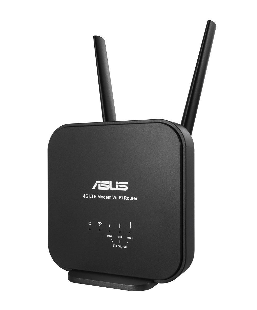 ASUS 4G-N12 B1 Wireless-N300 LTE Modem-Router