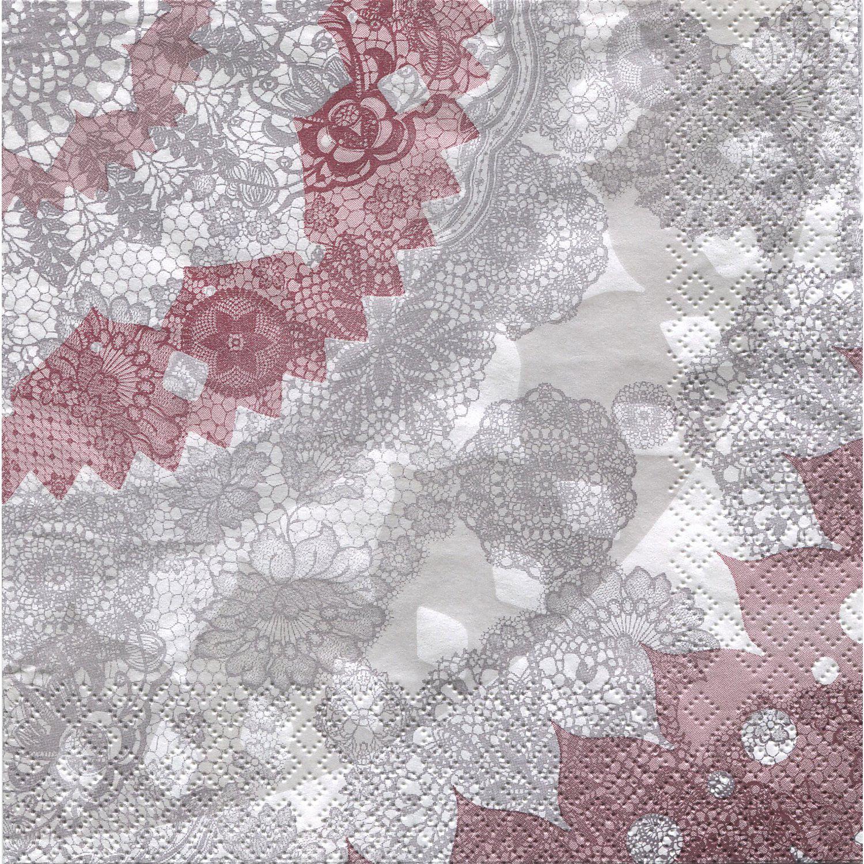 """Papierservietten """"Mandala"""", 33 x 33 cm, 20 Stück"""