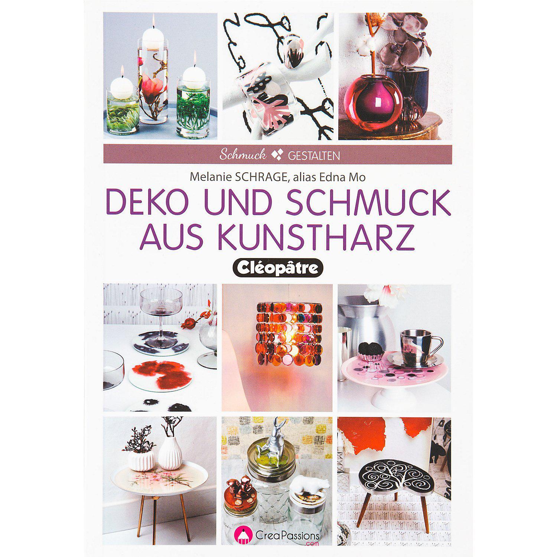 """Buch """"Deko und Schmuck aus Kunstharz"""