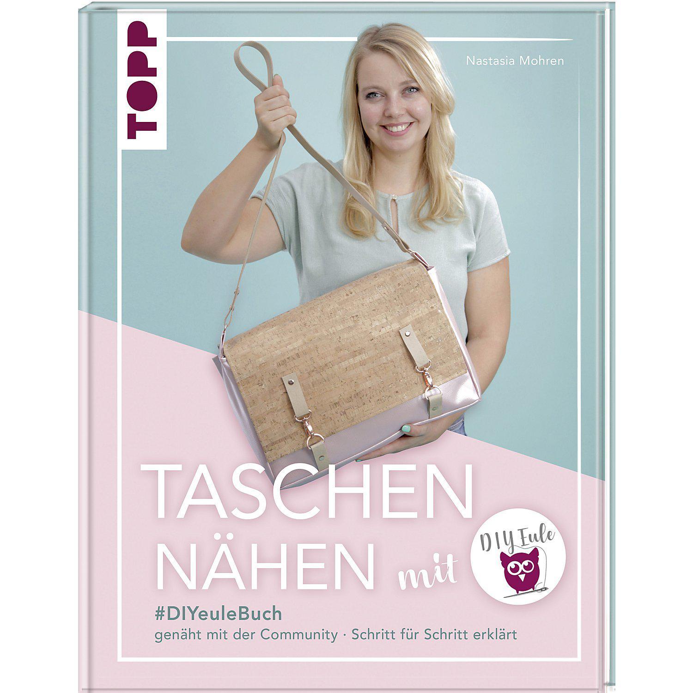 """Buch """"Taschen nähen mit DIY-Eule"""""""