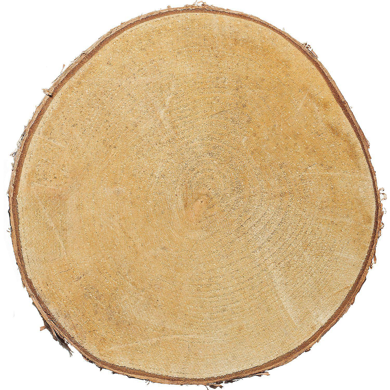 Birkenscheibe, 19 - 24 cm Ø