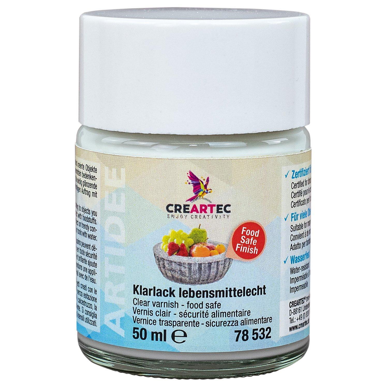 Klarlack, lebensmittelecht, 50 ml