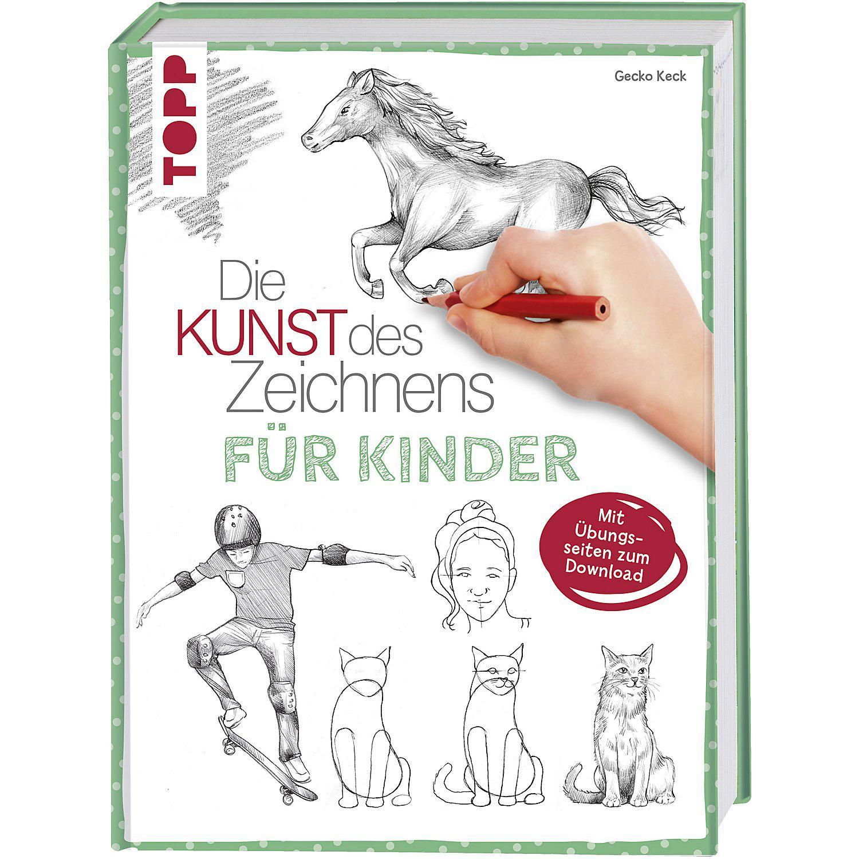 """Buch """"Die Kunst des Zeichnens für Kinder"""