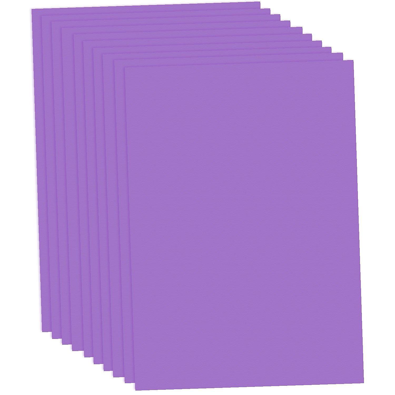 Tonzeichenpapier, lila, 50 x 70 cm, 10 Blatt