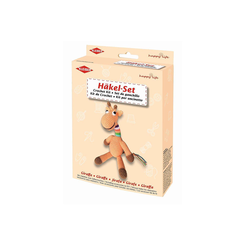"Kleiber Häkel-Set ""Giraffe"