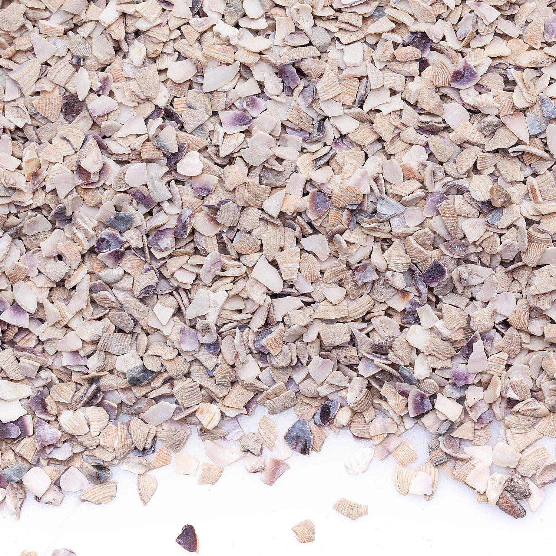 Muschelgranulat, natur, 1 kg