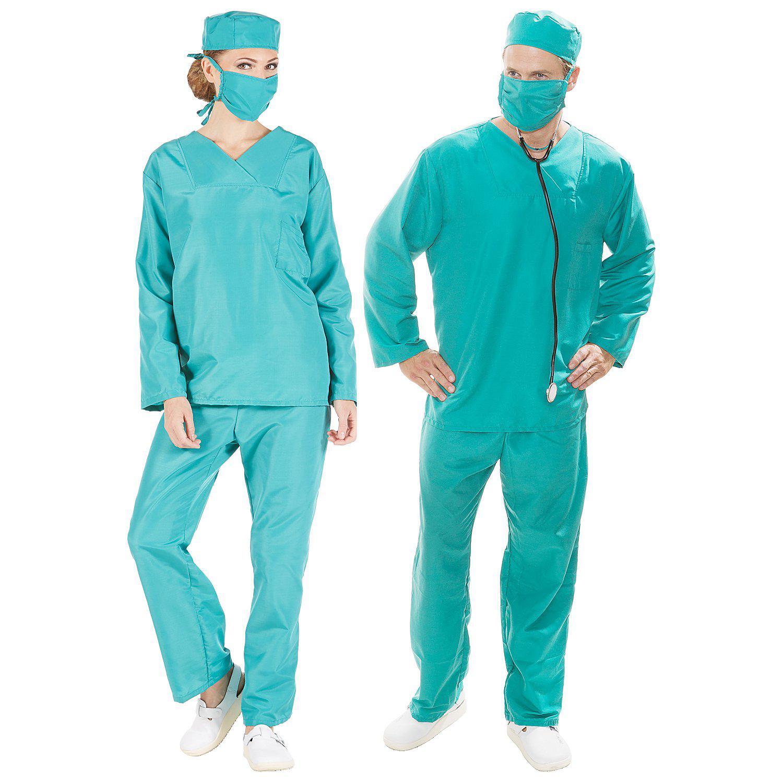 Arzt-Kostüm