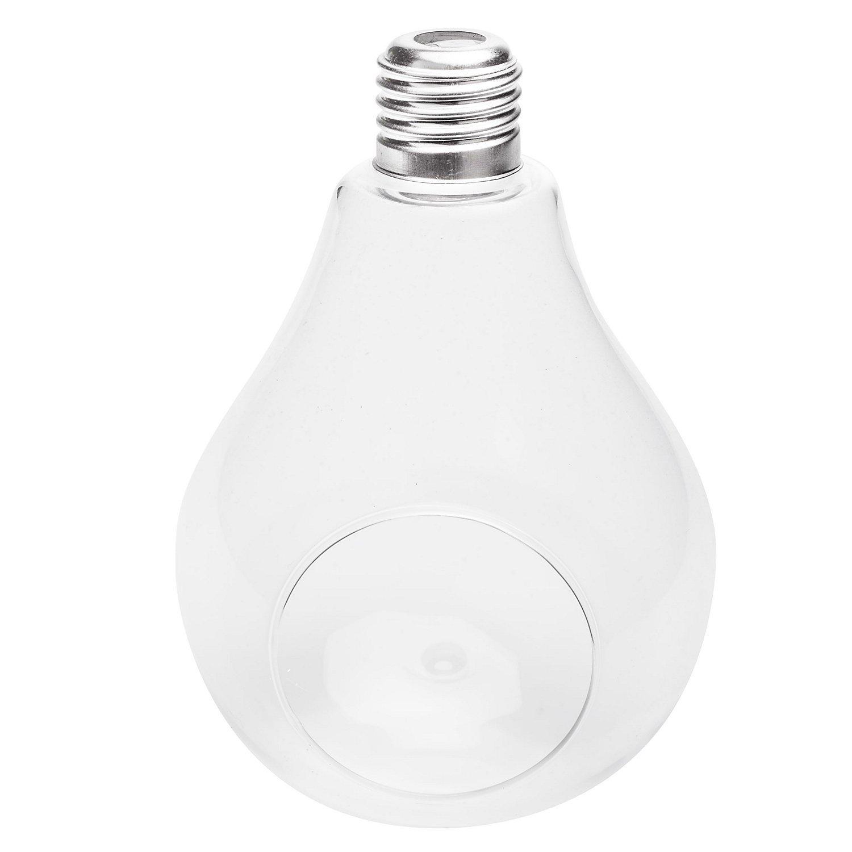 Glühbirne aus Glas, 14,5 cm