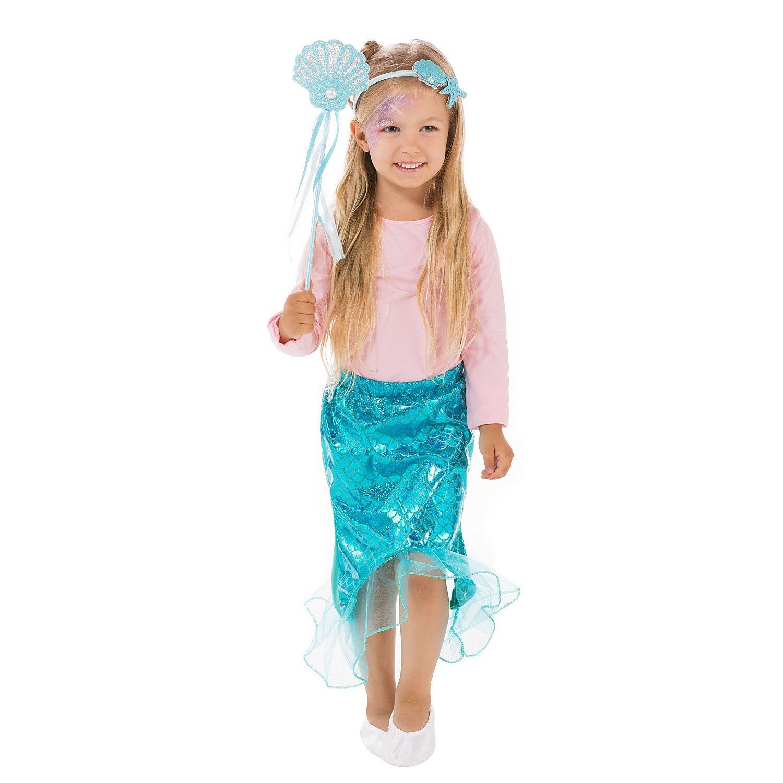 Meerjungfrauen-Set für Kinder