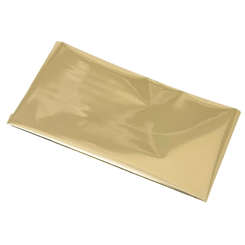 Beschriftungsfolie, gold, 5 x 10 cm, 5 Stück