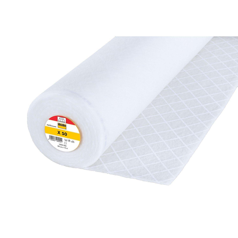 Vlieseline ® X 50 - Volumenvlies, weiß, 80 g/m²