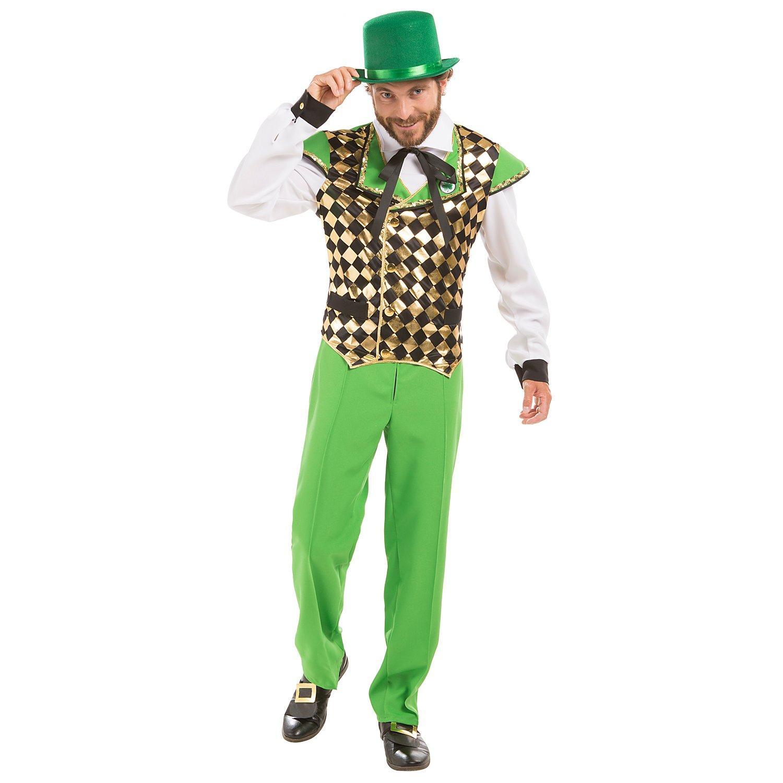 St. Patrick's Dress Kostüm für Herren