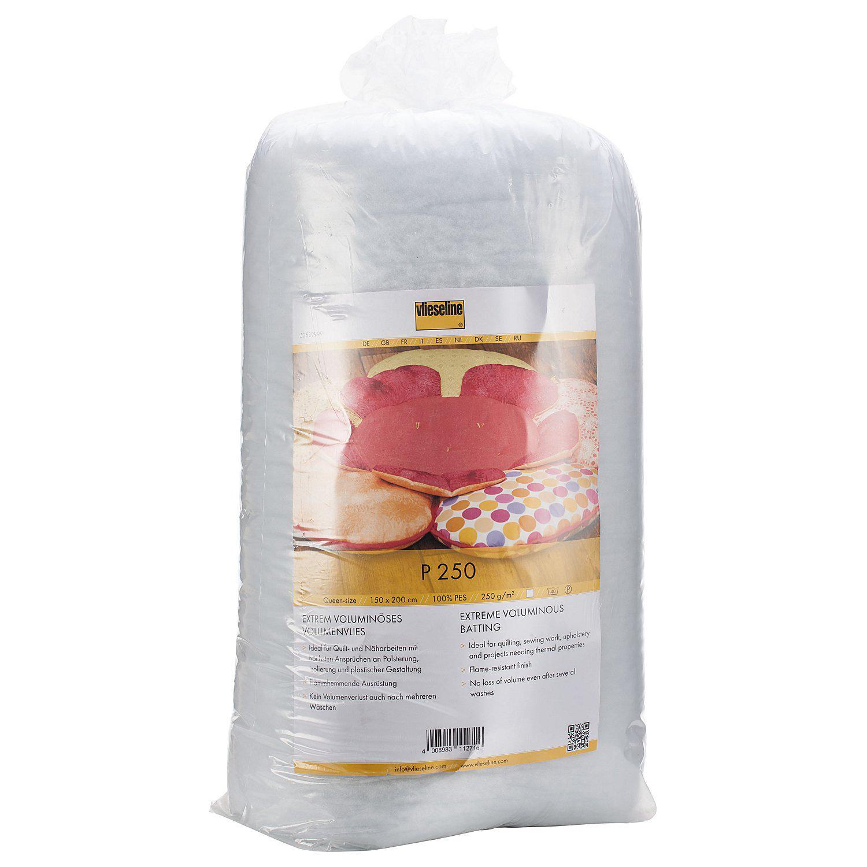 Vlieseline ® Volumenvlies P 250, weiß, 250 g/m², 150 x 200 cm