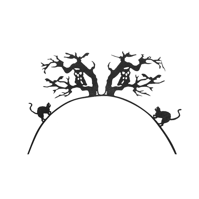 EULENSPIEGEL 3D-Wimpern Halloween