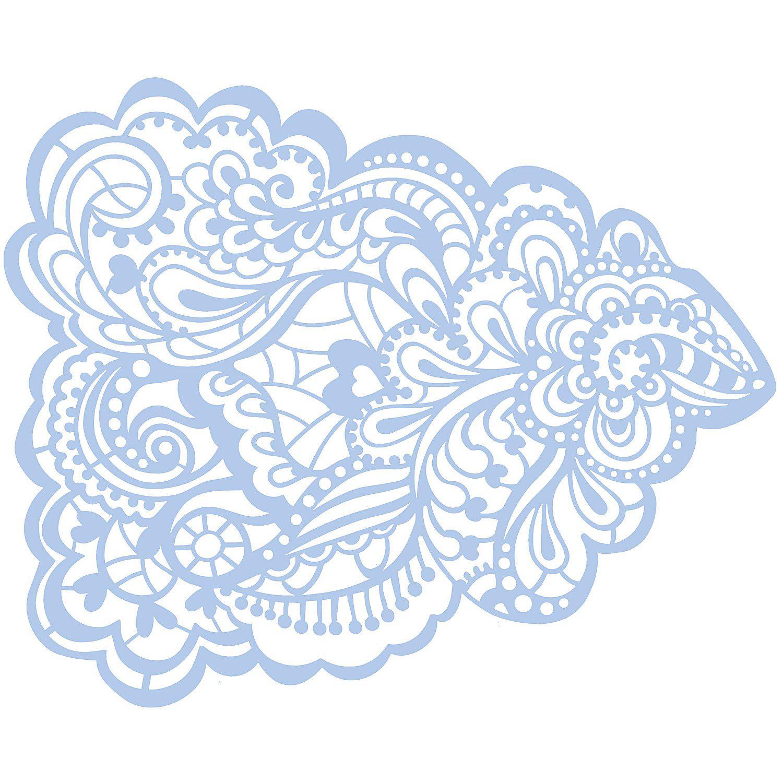 Maskier-Schablone