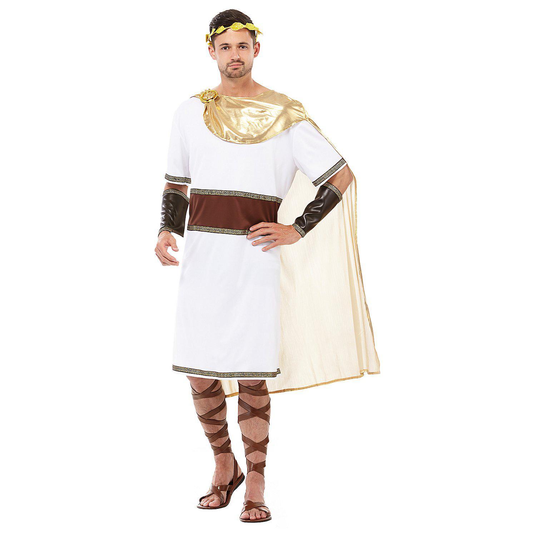 buttinette Kostüm Grieche, weiß/gold