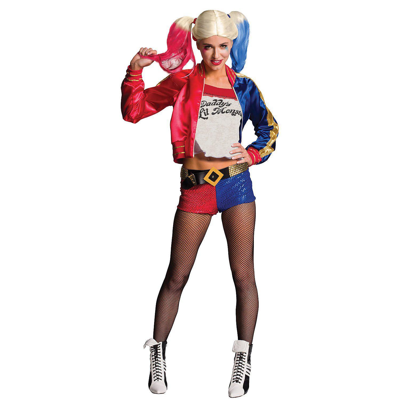 DC Comics Harley Quinn Kostüm