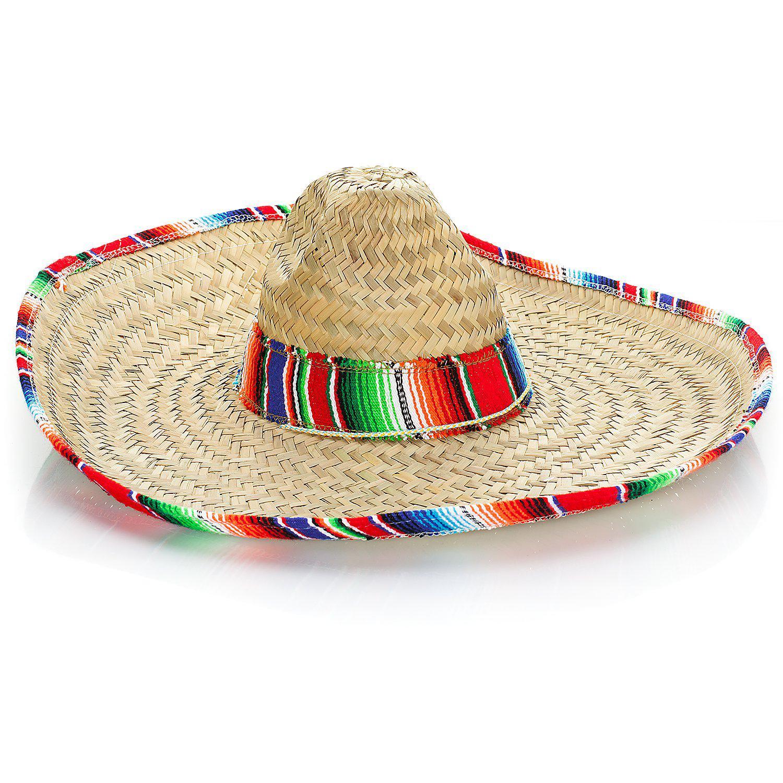 Sombrero für Erwachsene, 55 cm Ø