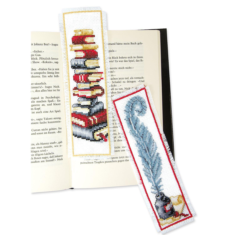 """Lesezeichen """"Lesen & Schreiben"""""""
