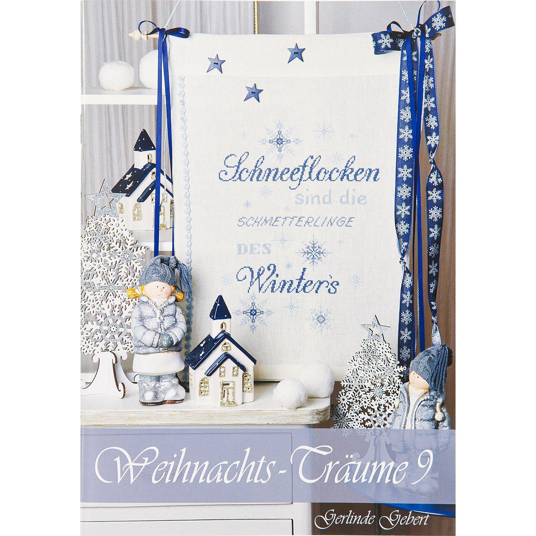 """Buch """"Weihnachts-Träume 9"""
