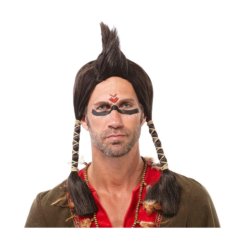 Indianerperücke