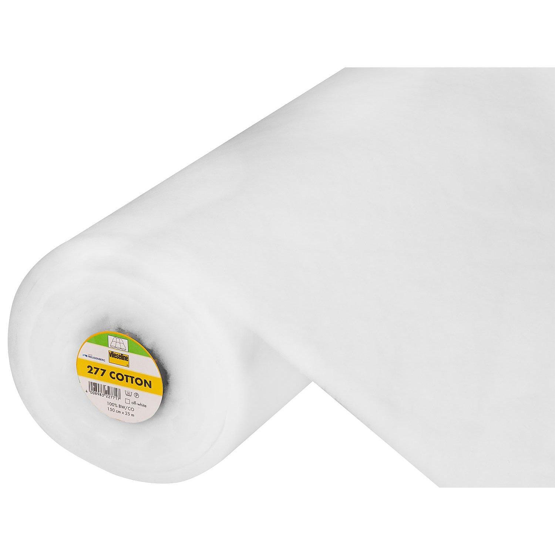 Vlieseline ® 277 - Baumwoll-Volumenvlies, weiß, 80 g/m²
