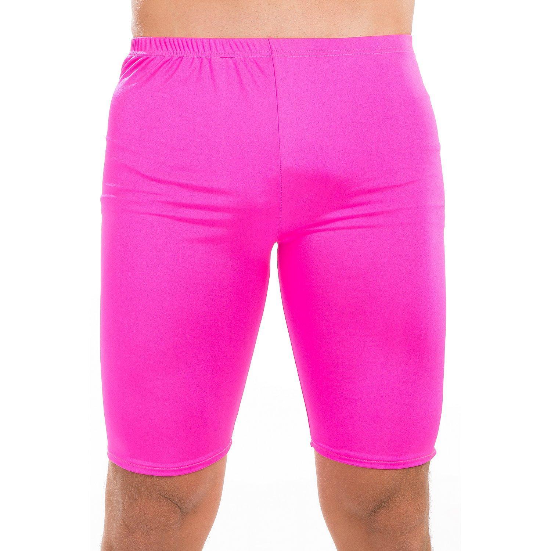 Radlerhose, unisex, pink