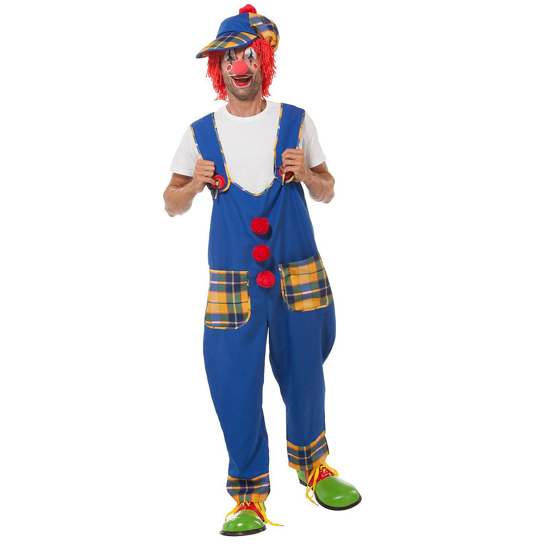 Clown Latzhose