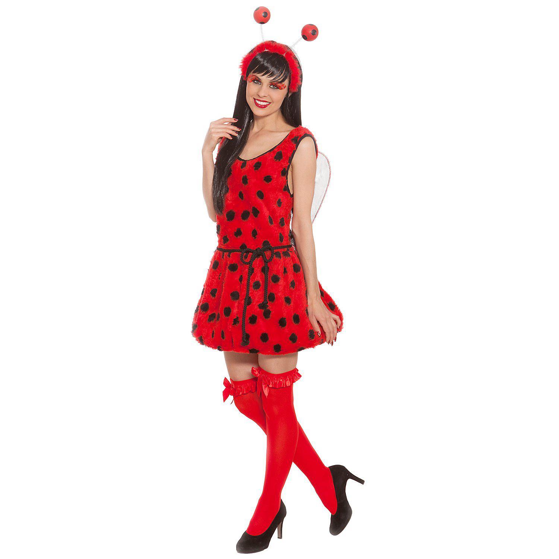 Marienkäfer-Kostüm für Damen