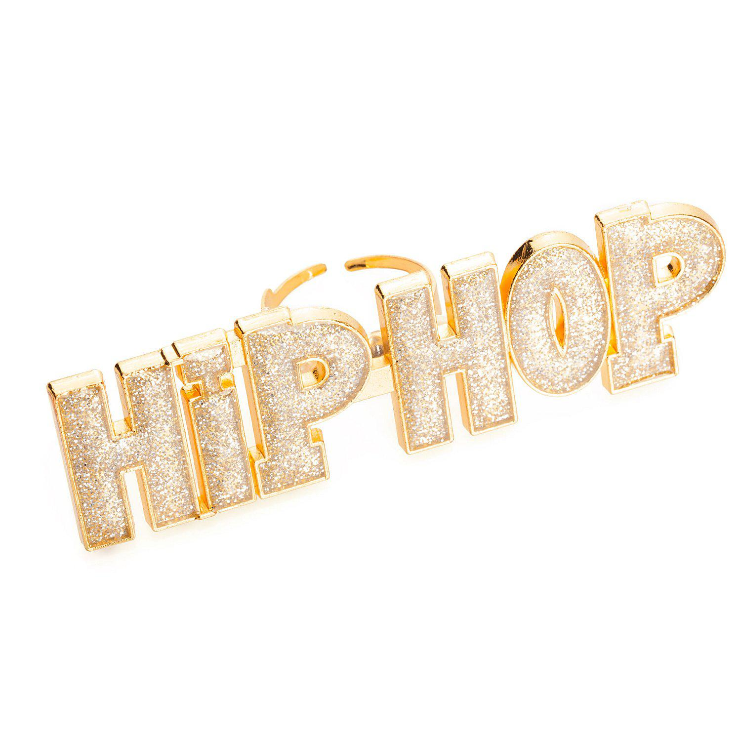HipHop Ring, gold
