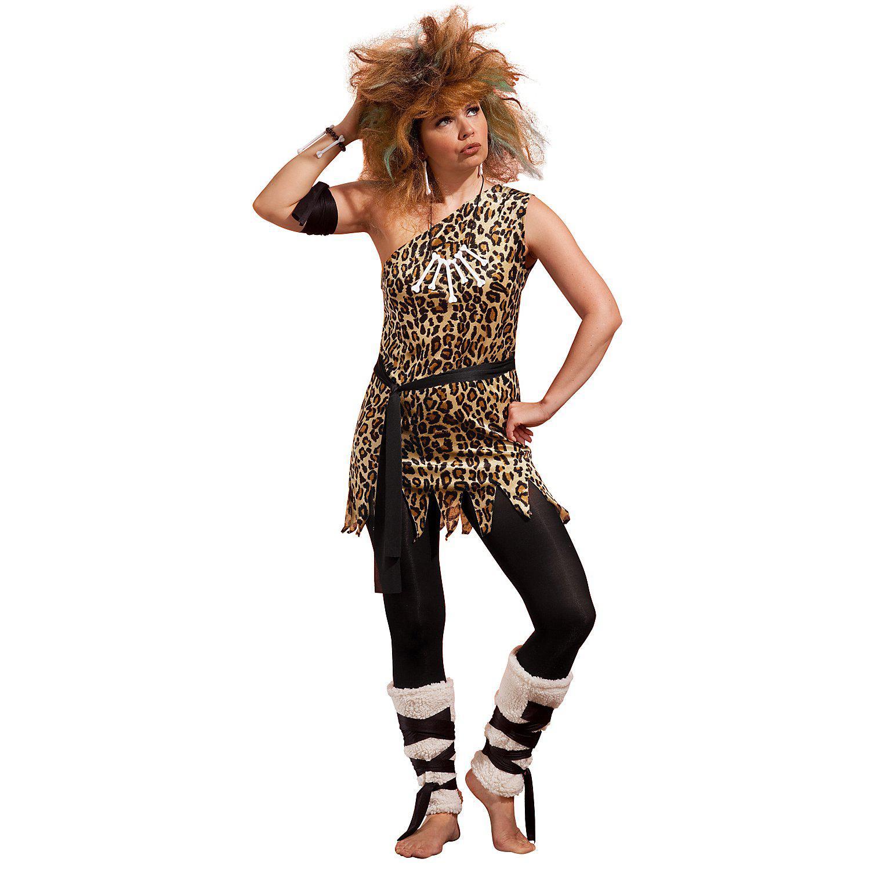 Kostüm Neandertalerin