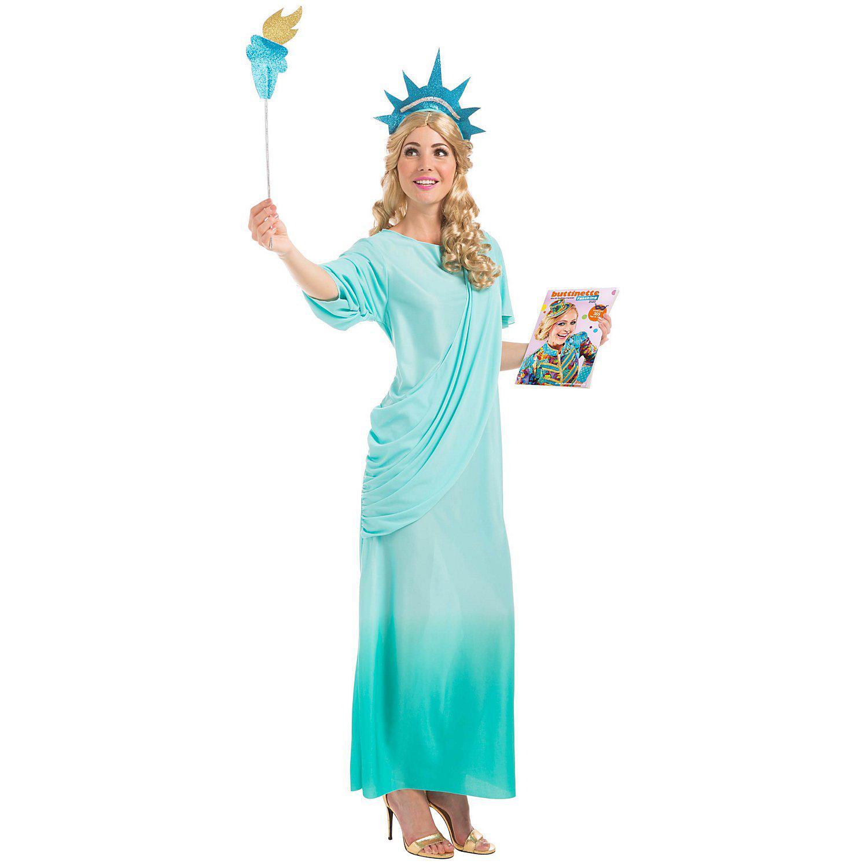 """Kleid """"Freiheitsstatue"""