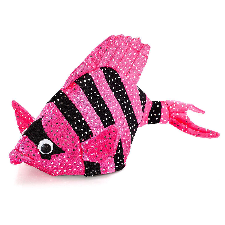 Hut Fisch, pink