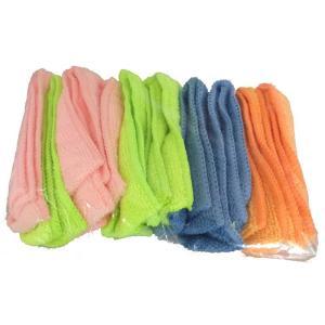 Haug Ersatzbezug für Jalousienreiniger, Polyester , Putztuch für Jalousien, farbig sortiert (Farbe nicht frei wählbar)