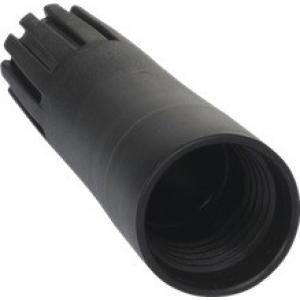 Vikan Konus Adapter für Fensterabzieher, Farbe: schwarz, Länge: 10 cm