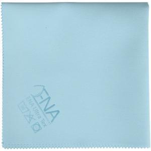 ENA Ultra Tex PU Tuch, 38 x 37 cm, Putztuch für die fusselfreie Reinigung, 1 Packung = 5 Tücher, blau