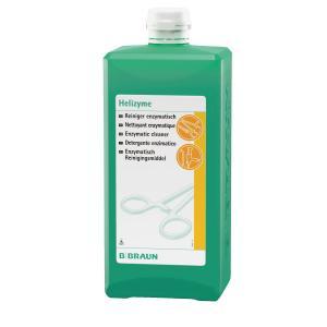 B. Braun Helizyme® Enzymreiniger, Enzymatischer Reiniger für Instrumente und Endoskope, 1000 ml - Flasche