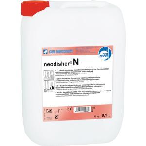Dr. Weigert neodisher® N Neutralisationsmittel, Saures Reinigungsmittel zur Aufbereitung von Instrumenten, 12 kg - Kanister