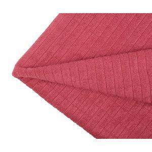 Gözze Küchentuch/ Gläserpoliertuch, 50 x 70 cm, Geschirrtuch zum Polieren von Gläsern, 1 Packung = 3 Stück, bordeaux