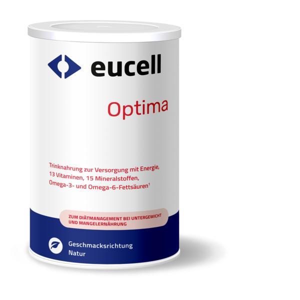 EUCELL Optima 400 g Pulver - Geschmack: Geschmacksvariationen