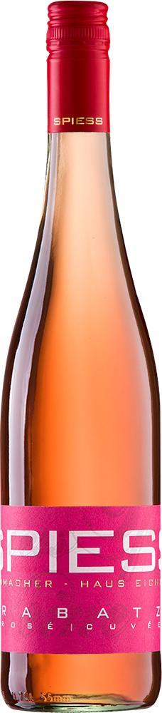 Spiess Weinmacher 2019 Rabatz Cuvée ROSÉ trocken