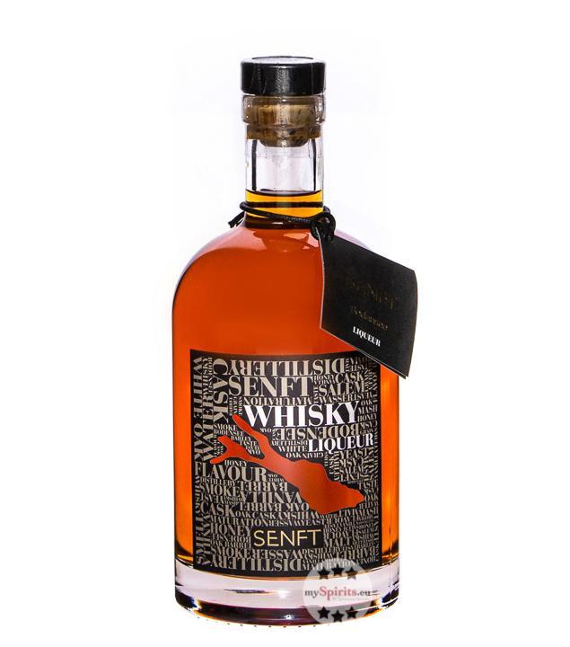 Senft Whisky Likör (28 % Vol., 0,7 Liter)
