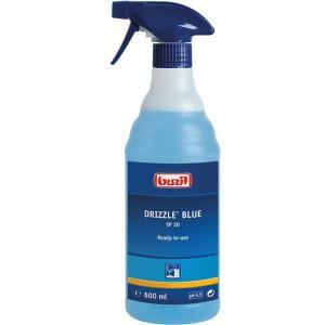 Buzil SP 20 Drizzle blue Oberflächenreiniger, Streifenfreier und vielseitiger Unterhaltsreiniger, 600 ml - Flasche