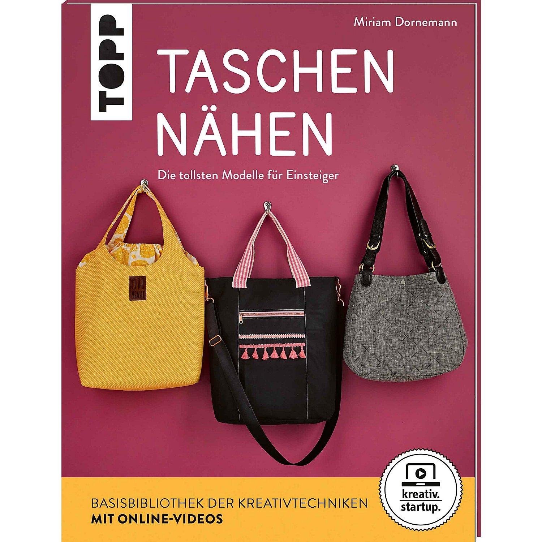 """Buch """"Taschen nähen"""""""